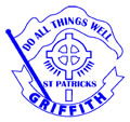 Saint Patrick's Primary School Griffith - Church Find