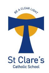 St Clare's Catholic School - Church Find