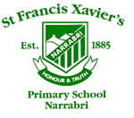 St Francis Xavier's Primary School Narrabri - Church Find