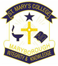 St Mary's College Maryborough - Church Find