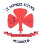 St Patrick's Primary School Holbrook - Church Find