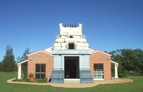 Sri Selva Vinayakar Koyil Ganesha Temple Brisbane - Church Find