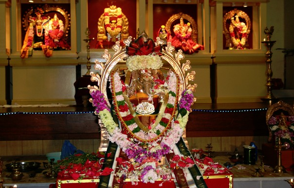 Sri Karphaga Vinayagar Temple Sydney - Church Find